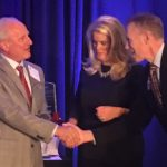 Business Community Honors Dr. Bruce Salzinger