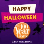 Halloween and the 100 Year Lifestyle