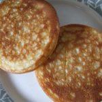 Spiced Lemon Gluten-Free Pancakes