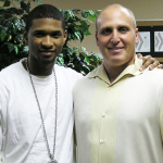 Dr. Plasker's Embarrassing Photo with Usher