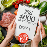 100 Healthy Days™ Week 1 – Compelling Vision & Life-Long Change
