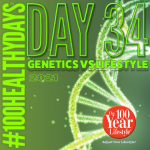 100 Healthy Days™ Week 5- Your DNA is Not Your Destiny. Write a New Family Tree!