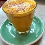 Turmeric Ginger Fenugreek Latte