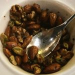 Healthy Spiced Nuts